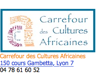 Carrefour fard Cultures Africaines